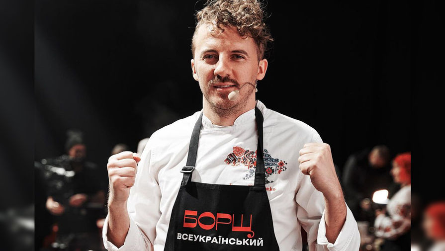 Шеф-повар Евгений Клопотенко