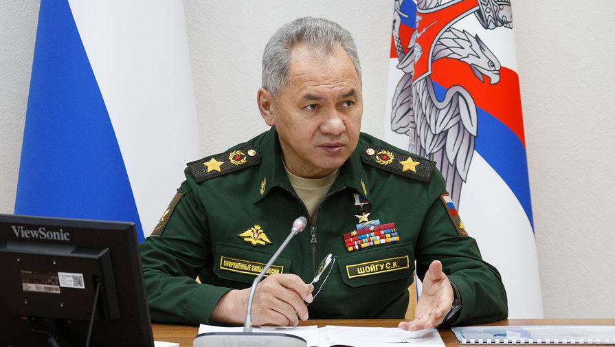 Шойгу рассказал, сколько современной боевой техники в ВС России будет к концу года
