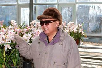 Ким Чен Ир в Пхеньяне (2011 год)