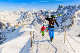Белые и пушистые: альпийские склоны для самых богатых