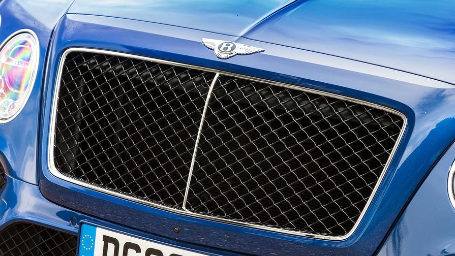 Чтобы добавить еще несколько тем для беседы между владельцами Bentley, для модели сделали новый...