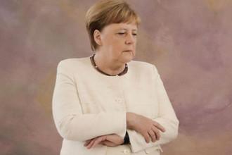 Ангела Меркель, 2019 год