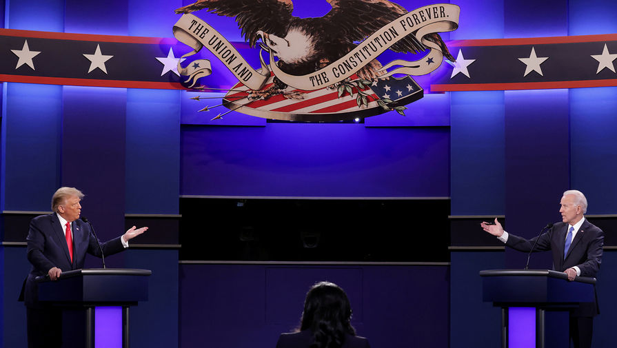 Как меняются кампании Трампа и Байдена за неделю до выборов
