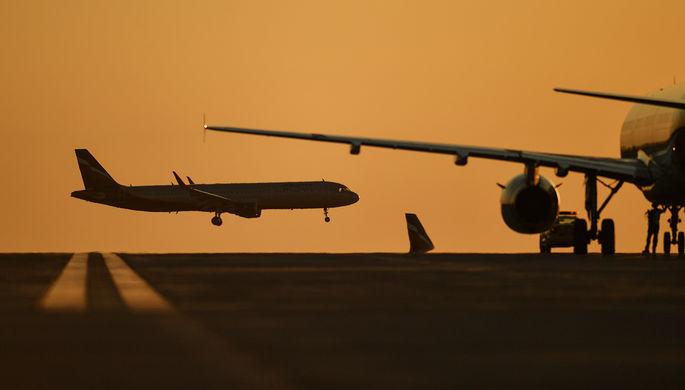 За рейсы в Крым: Украина «арестовала» российские самолеты
