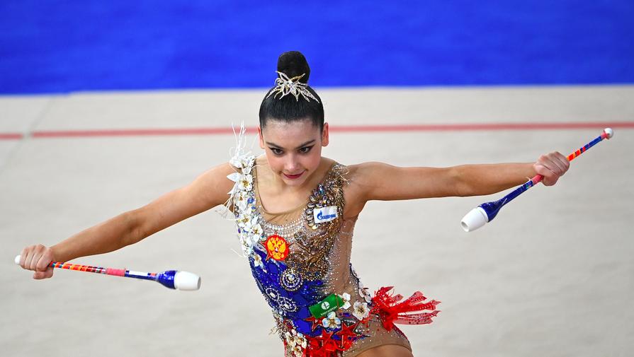 Международная федерация гимнастики назвала новый элемент в честь 16-летней россиянки