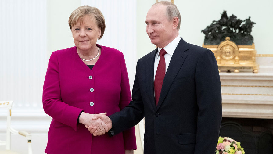 Кремль раскрыл детали разговора Меркель Рё Путина РїСЂРѕВ«РЎРµРІРµСЂРЅС‹Р№ поток — 2В» Рё Украину