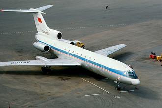 «Мы считали Ту-154 острием прогресса»
