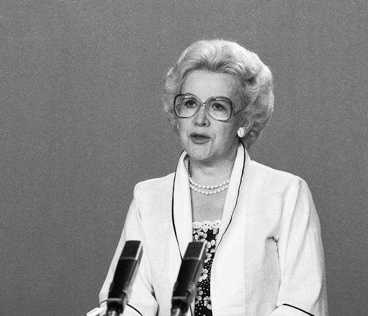 Диктор Центрального телевидения СССР Анна Шатилова, 1985 год