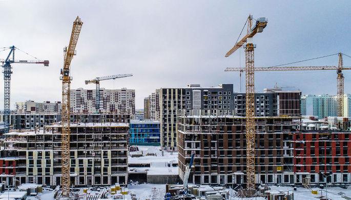 Ипотечный рекорд: россияне скупают жилье подороже