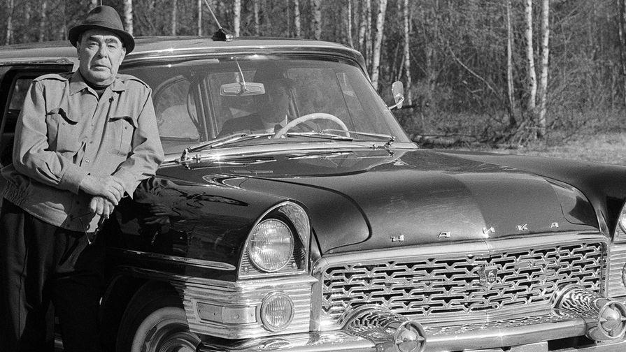 Колеса Брежнева, руль Хрущева: на чем ездили первые лица