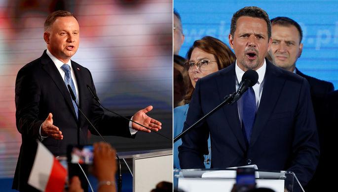 Города против Дуды: Польша не смогла выбрать президента