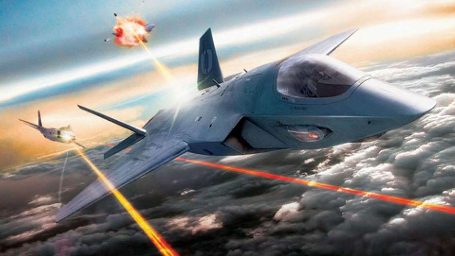 «Лучи смерти» задерживаются: ВВС США отложили испытания лазера
