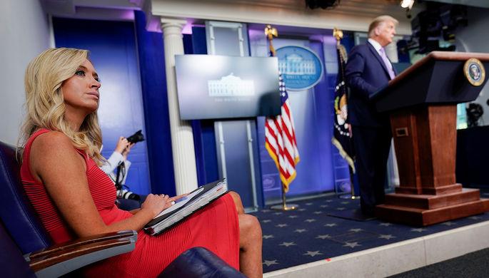 Опять за старое: Трампа обвинили во лжи о COVID-19
