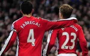 Фабрегас и Аршавин — настоящие лидеры «Арсенала»