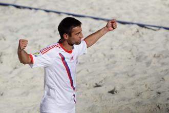 Алексей Макаров записал на свой счет еще два мяча