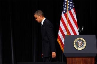 Барак Обама и спикер Палаты представителей Джон Бонер как никогда близки к компромиссу