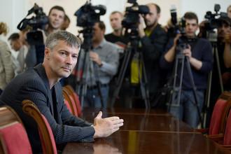 Евгений Ройзман официально стал главой Екатеринбурга
