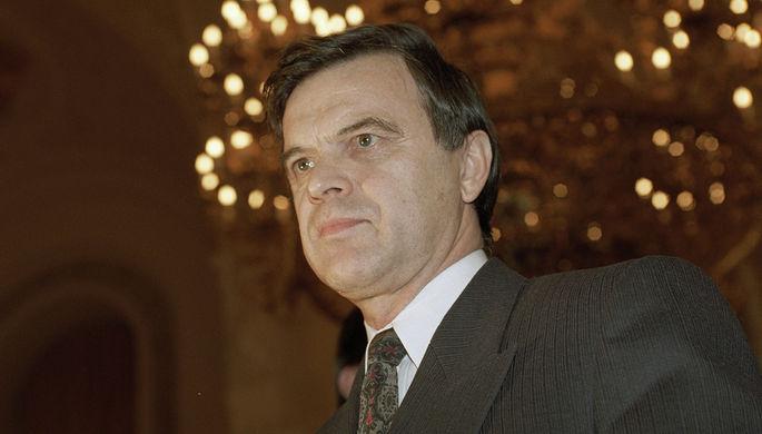 Руслан Хасбулатов, 1992 год