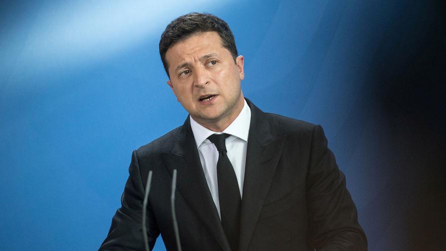 Зеленский рассказал, что Украина до 2014 года сдавала РФ Крым в аренду