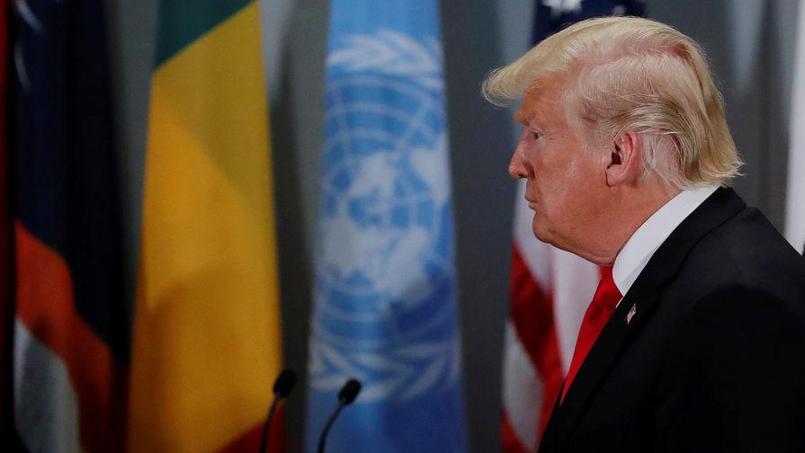 Сенаторы США потребовали данные о финансовых связях Трампа с Эр-Риядом