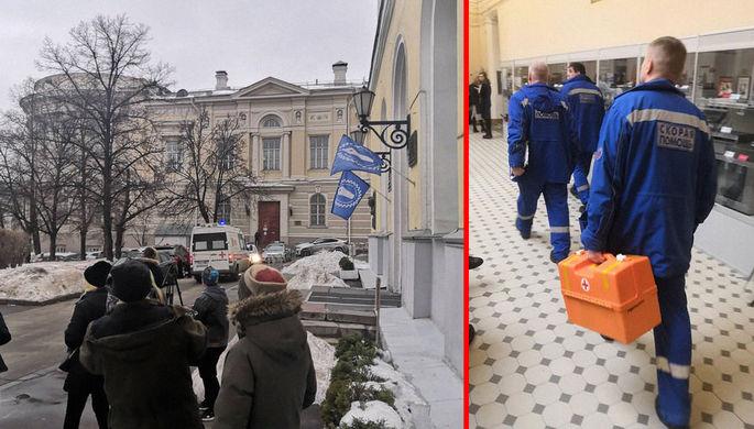 Студентку журфака МГУ госпитализировали после скандала