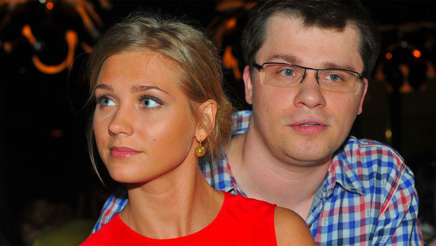 Гарик Харламов и Кристина Асмус, 2013 год