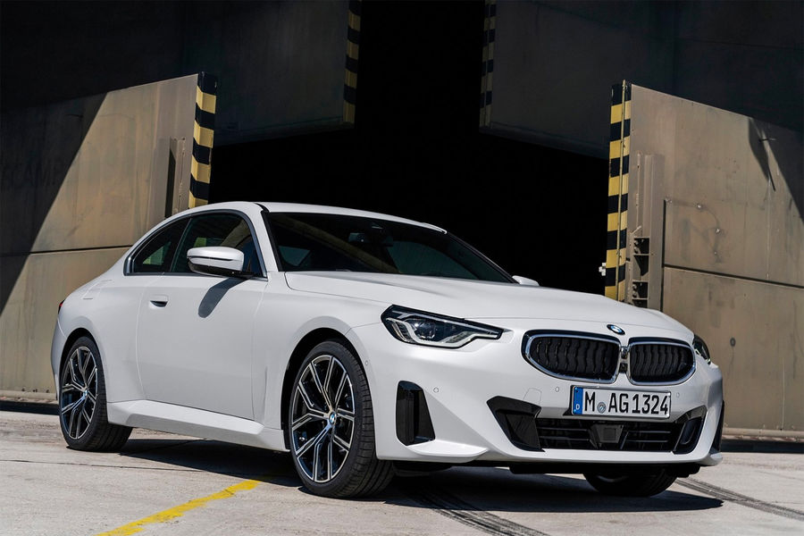 BMW 2series coupe