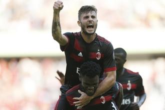 «Милан» не оставил «Баварии» ни единого шанса в товарищеском матче
