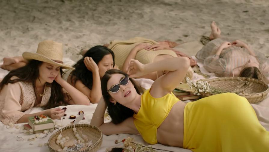 Lorde выпустила первую за четыре года песню и пляжный клип