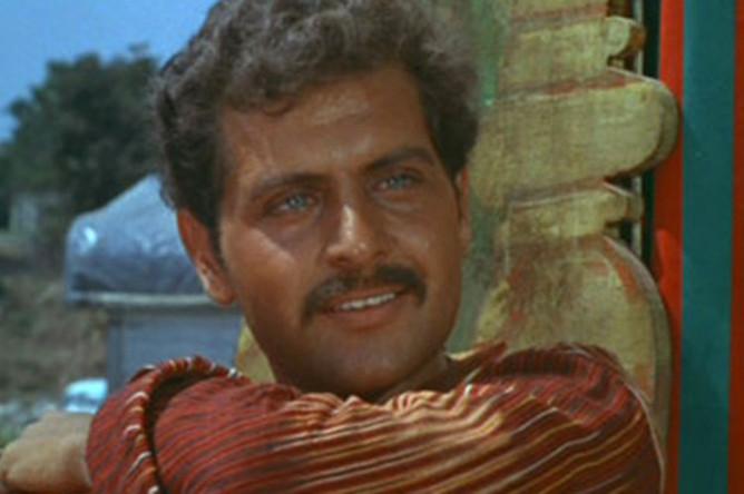 Кадр из фильма Топкапи, 1964 год