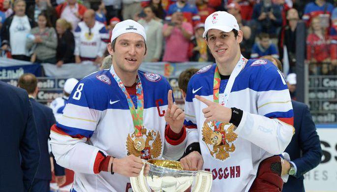 Тренеры Алексей Кудашов и Илья Воробьев