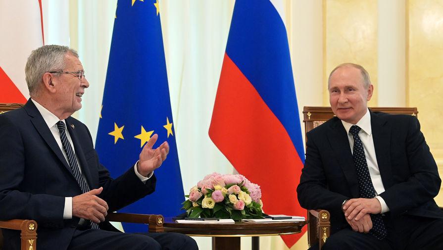 «Россия не пожарная команда»: Путин о ядерной сделке с Ираном