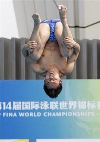 Чемпион мира Ли Шисинь
