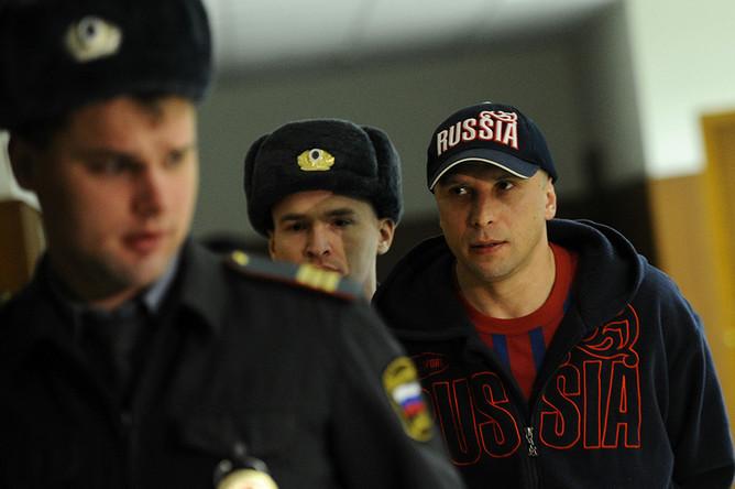 Участник «медведковской» и «ореховской» ОПГ Марат Полянский приговорен к 23 годам колонии