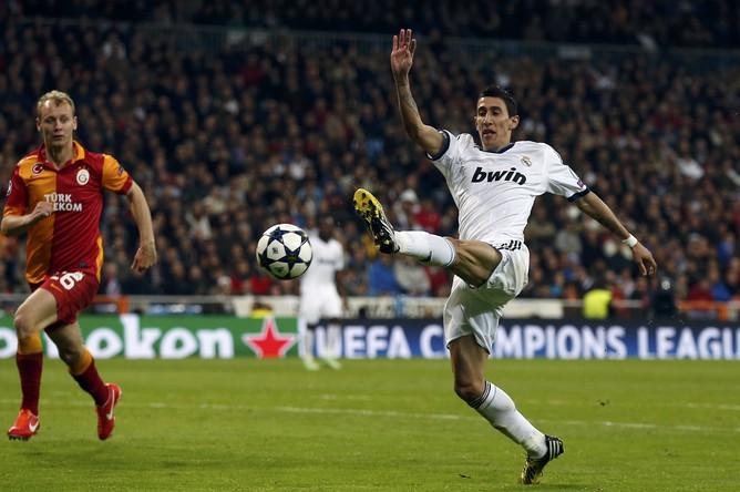 «Реал» вел игру почти все время матча