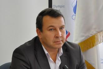 Президент федерации тяжелой атлетики России Сергей Сырцов