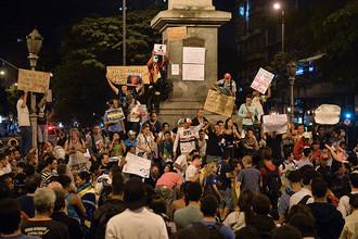 Митинговавшие на улицах бразильцы смогли докричаться до своего президента