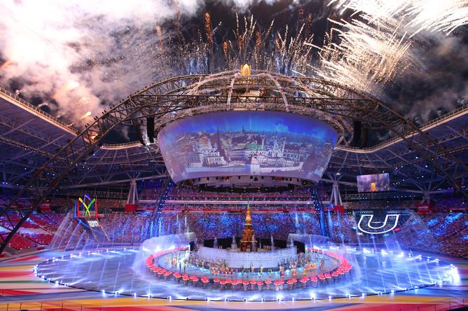 Третий соревновательный день Универсиады в Казани