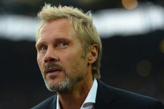 Теперь уже бывший наставник «Гамбурга» Торстен Финк