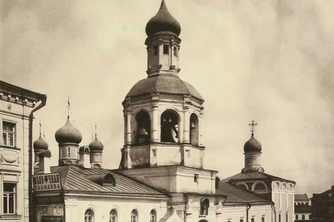 ���������� ��������� � ������� �������. ���������� 1880-� �����. �� �������� ����� � ������������...