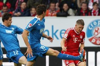 «Бавария» повторила рекорд «Гамбурга» по матчам без поражений в бундеслиге