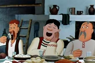 Кадр из мультфильма «Жил-был пёс»