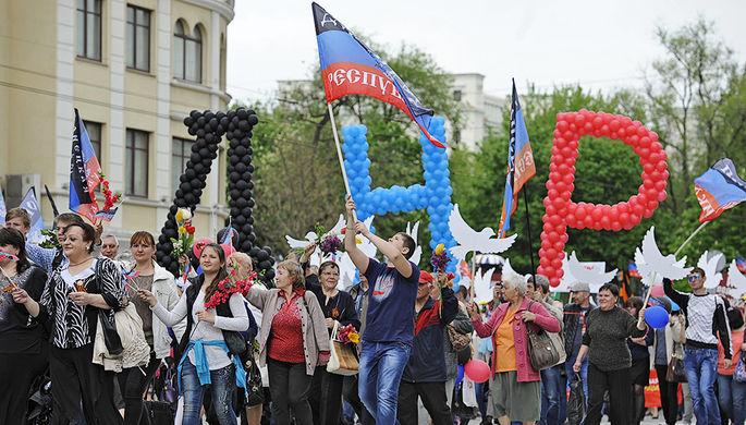 Донбасс спросят оприсоединении кРоссии