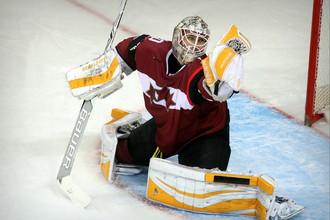 В первом туре группового раунда чемпионата мира по хоккею сборная Латвии играет против Дании
