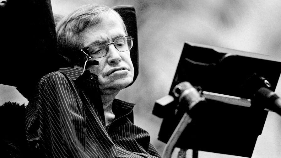 <b>Стивен Хокинг (8 января 1942 &ndash; 14 марта 2018).</b> Английский физик-теоретик, космолог, писатель, директор по научной работе Центра теоретической космологии Кембриджского университета