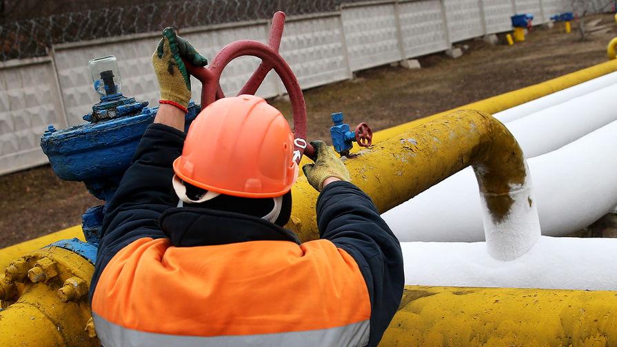 Киев оценил потери бюджета от сокращения транзита газа из России