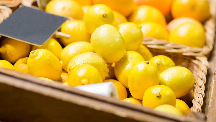 Лимоны стали самым подешевевшим продуктом РІ2021 РіРѕРґСѓ