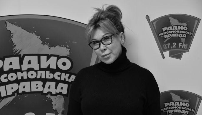 «Не успели спасти»: умерла радиоведущая Юлия Норкина