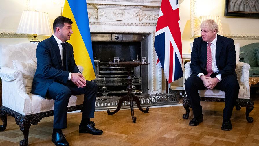 Киев и Лондон подписали соглашение о торговле и партнерстве