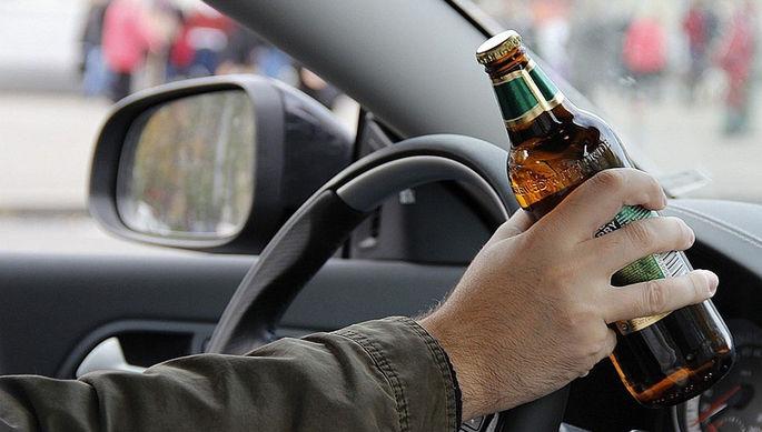 Поправки МВД: как накажут за повторную пьяную езду